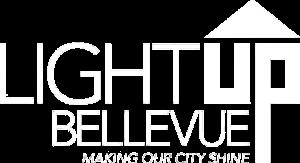 light-up-bellevue-logo-white
